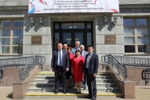 Международное управление. Участие СГМУ в Межгосударственном Форуме Гражданской инициативы Союз
